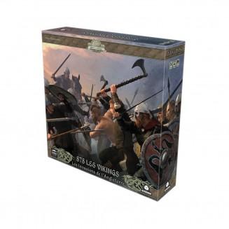 878 : Les Vikings - Les Invasions de l'Angleterre