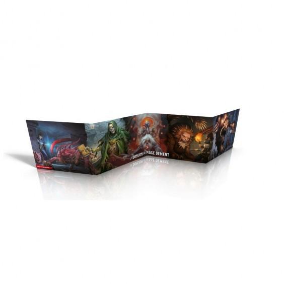 Dungeons & Dragons 5e Éd. : Écran Donjon du Mage Dément