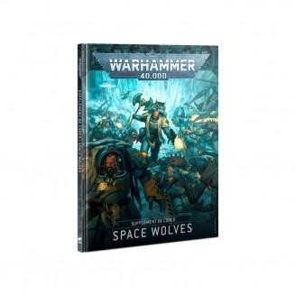 W40K : Codex Supplement - Space Wolves (9ème Edition)