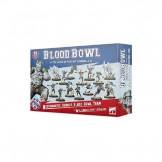 Blood Bowl : Necromantic Horror Team - The Wolfenburg Crypt-Stealers