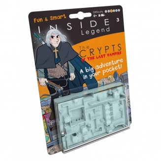 Inside3 Legend : The Crypts Of The Last Vampire