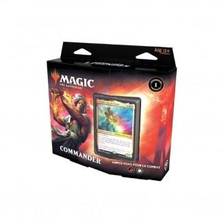 Magic the Gathering : Commander Légendes - Wyleth - Armez-vous pour le Combat