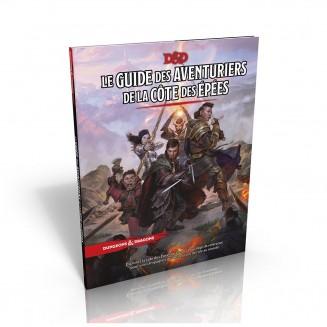 Dungeons & Dragons 5e Éd. : Guide des Aventuriers de la Côte des Épées