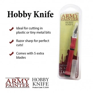 Army Painter - Hobby Knife