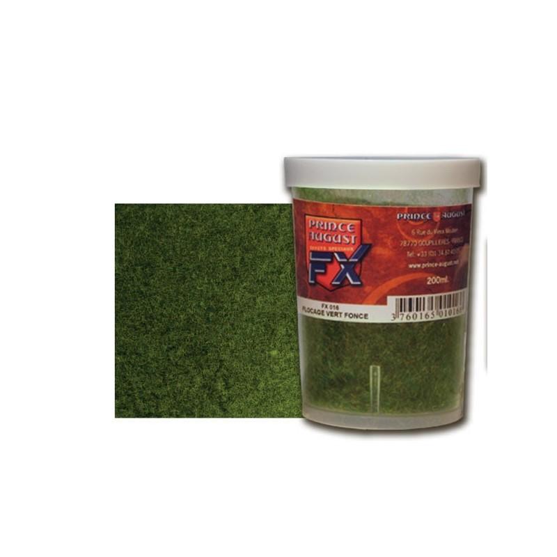 Flocage Vert Foncé
