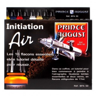 Coffret Initiation Air 16 Teintes