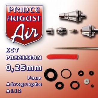 Kit de précision 0.25 pour Aérographe A112