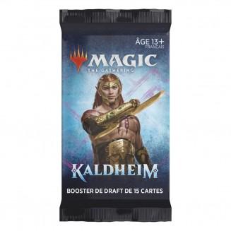 Magic The Gathering : Kaldheim - Booster