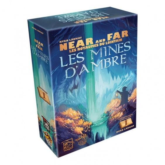 NEAR AND FAR - Extension Les Mines d'Ambre