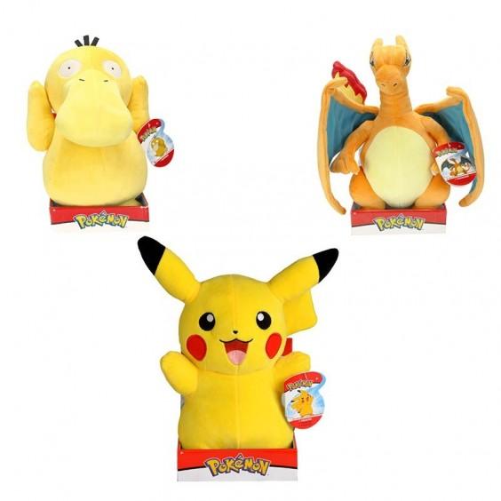 POKEMON - Peluche Pokemon - modèle ALEATOIRE