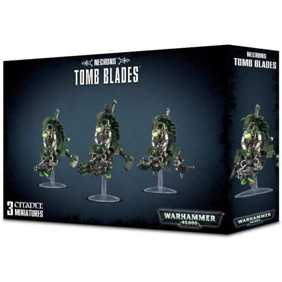 W40K : Necrons - Tomb Blades