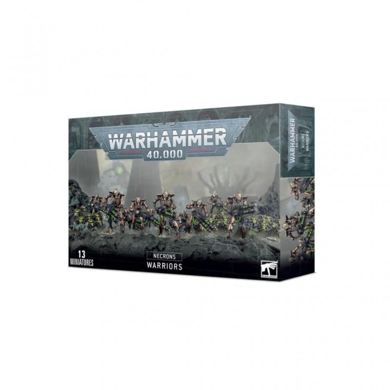 W40K : Nécrons - Warriors