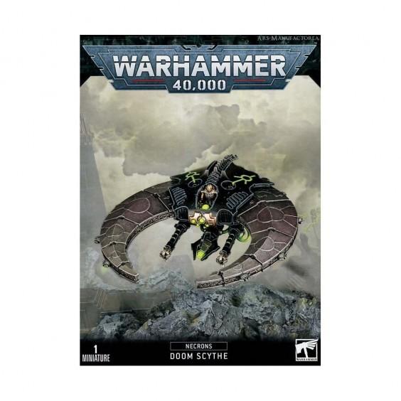 W40K : Necrons - Doom Scythe