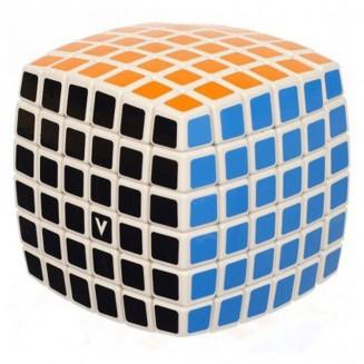 V-Cube 6x6 bombé blanc