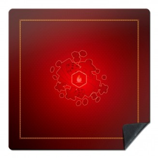 Tapis Multijeux Rouge Taille 3