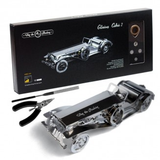 Glorious Cabrio – Kit de construction mécanique en métal