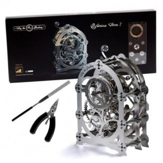 Mysterious Timer – Kit de construction mécanique en métal