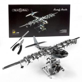 Heavenly Hercules – Kit de construction mécanique en métal