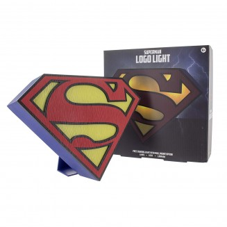 Superman - Logo Light