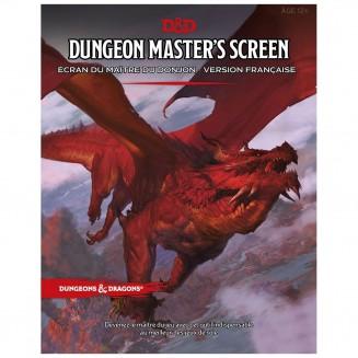 Dungeons & Dragons 5e Éd. : Dungeon Master's Screen - Ecran du MD - version française