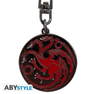"GAME OF THRONES - Porte-clés ""Targaryen"""
