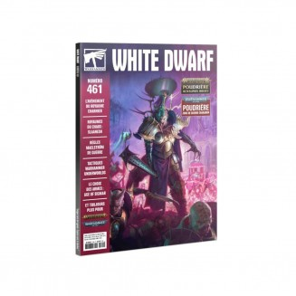 White Dwarf : Numéro 461- Février 2021