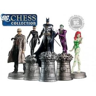 DC COMICS - Échiquier Batman - 32 pièces