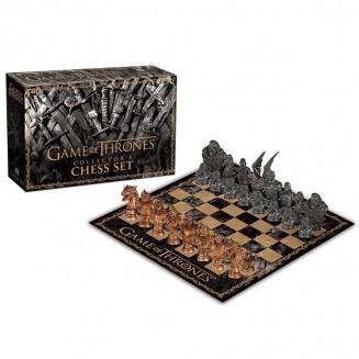 GAME OF THRONES - Jeu d'échecs collector