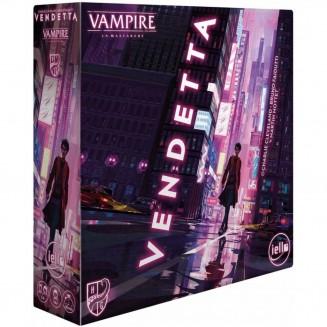 Vendetta Vampire - La Mascarade