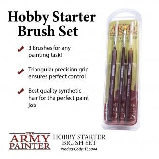 Army Painter - Hobby Starter Brush Set