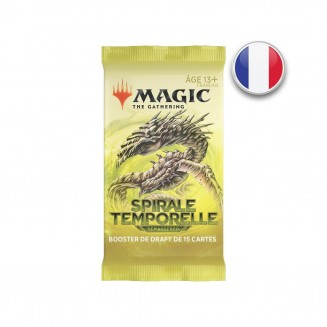 Magic The Gathering : Spirale Temporelle Remastered - Booster