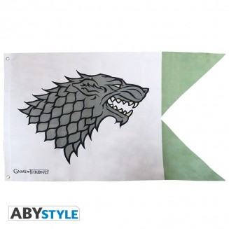 "GAME OF THRONES - Drapeau ""Stark"" (70x120)"