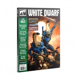 White Dwarf : Numéro 462- Mars 2021