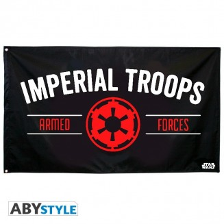 "STAR WARS - Drapeau ""Empire"" (70x120)"