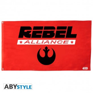 "STAR WARS - Drapeau ""Rebels"" (70x120)"