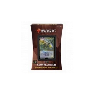 Magic The Gathering : Strixhaven Deck Commander