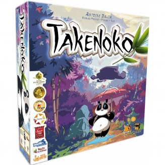 Takenoko - Nouvelle Edition