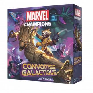 Marvel Champions : Le Jeu de Cartes - Convoitise Galactique