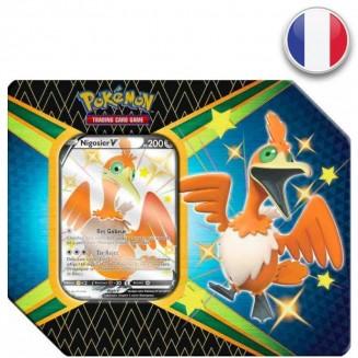 Pokémon EB04.5 : Pokébox Escouade Nigosier-V