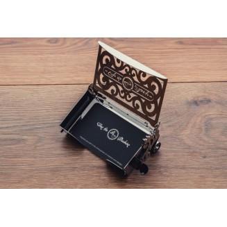 Perfecto Card Case – Kit de...