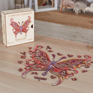 Papillon Illusionniste,...