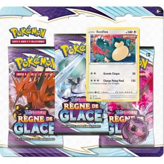 Pokémon EB06 : Pack 3 boosters