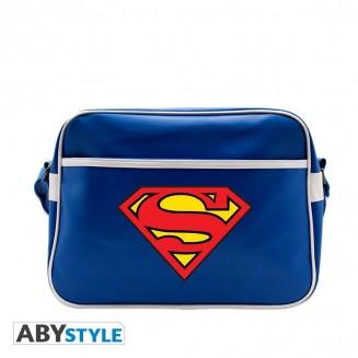 """DC COMICS - Sac Besace """"Superman"""" - Vinyle"""