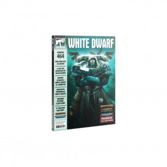 White Dwarf : Numéro 464 -...