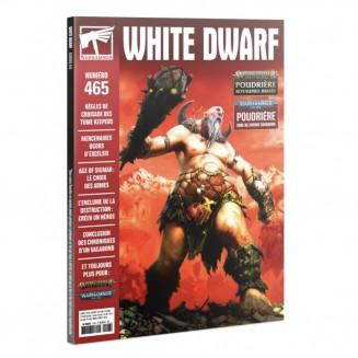 White Dwarf : Numéro 465 -...
