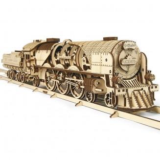 Locomotive V-Express Ugears...