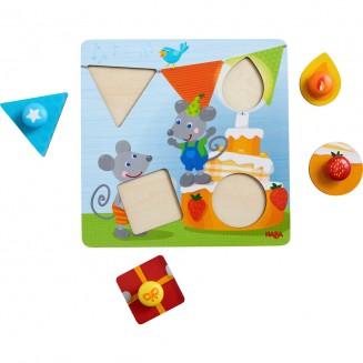Puzzle Birthday Party