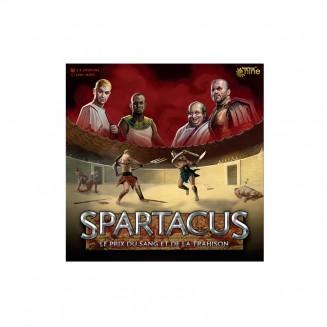 Spartacus : Le prix du sang...