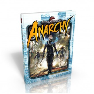 Shadowrun : Anarchy - Livre...