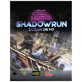 Shadowrun 6 - Ecran du...